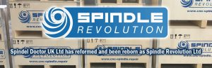 Spindle Revolution -Technically advanced spindle repairs
